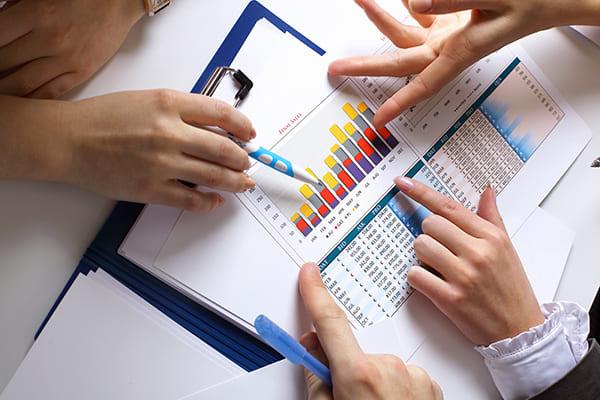 Источники данных в управленческих отчетах