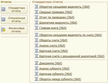 Стандартная отчетность по МСФО